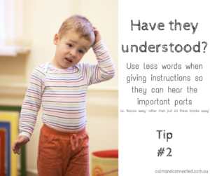 Have they understoond? Tip 2