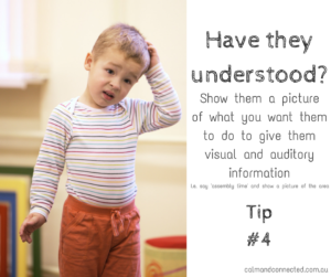 Have they understoond? Tip 4