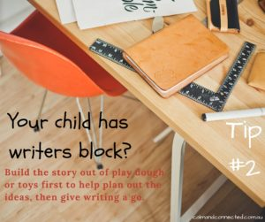 Writers Block Tip 2